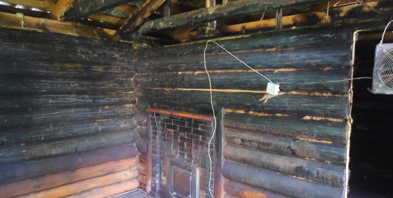 Профессиональная очистка домов после пожара